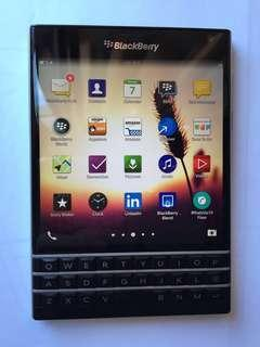 🚚 Blackberry Passport