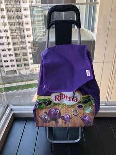 [Used] Trolley marketing bag