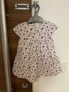 🚚 Mothercare Floral Dress