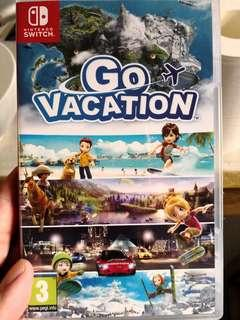 hee (只限順豐到付運費) Nintendo Switch Vacation Go 多人 Party Game