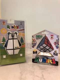 Rubik's the original cube junior
