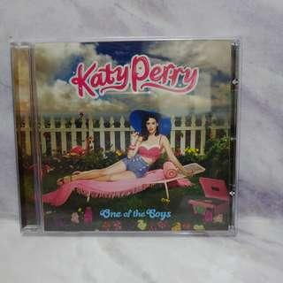 Katy Perry - One of the Boys (Printed in the EU)