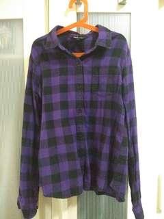 🚚 純棉長袖襯衫