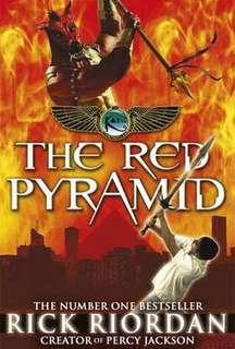 The Kane Chronicle: The Red Pyramid