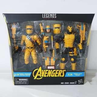 Marvel Legends Aim Soldier for sale or trade
