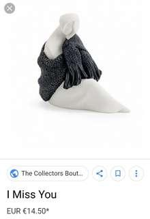 The Tempus collection by Nadal Spain Figurine