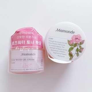 Mamonde Rose Water Gel Cream 80ml