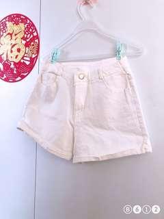 90%🆕白色短褲