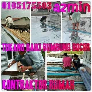 0105175503 azmin tukang baiki bumbung bocor, subang bestari