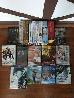 #EndgameYourExcess Wholelot blu ray DVD Korean hk drama movie concert bluray rare