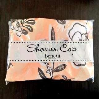 [New] 全新 Benefit shower cap 浴帽 #newbieApr19