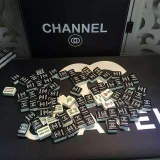 Chanel mahjong set