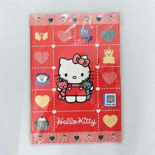 Hello Kitty Notepad (vintage)