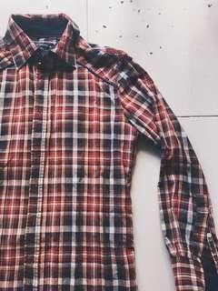 Emilio valentino Checkered Shirt