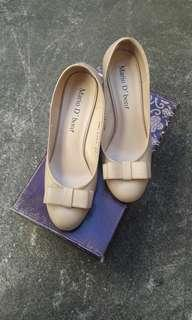 Mario D Boro Wedge Shoes