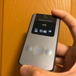 Sony Ericsson W508 (3G) - Simple + Lasting Grey - Walkman