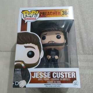 Legit Brand New With Box Funko Pop Television Preacher Jesse Custer Toy Figure