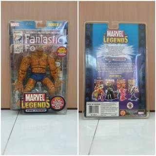 MOC Marvel Legends The Thing Series 2 2002