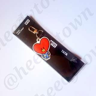 (🔥 READY STOCK CLEARANCE SALE) OFFICIAL BT21 TRAVEL WRIST STRAP (TATA)