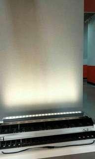 🚚 1m24w防水黃白光景觀照明燈光可串聯