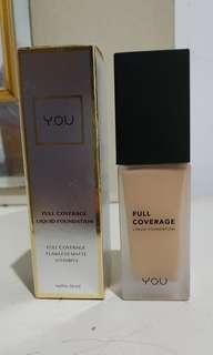 Y.O.U Full coverage liquid foundation