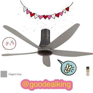 "BNIB KDK 5 bladed Ceiling Fan 60"" short pipe + Free CNY Gift+ Islandwide Delivery"