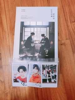 🚚 WTS Lee uiwoong x an hyeongseob Pre debut album