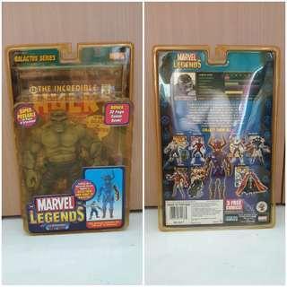 Marvel Legends Grey Hulk First Appearance Galactus Series