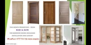 Promotion _Door 'April