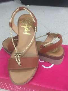 SoFab! Barbie sandals (brown)