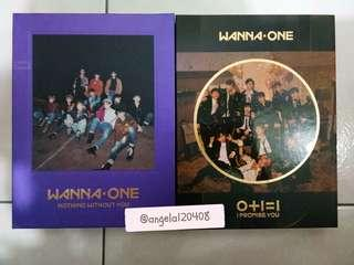 [WTS] Wanna One Album only