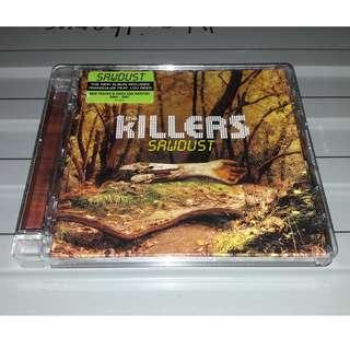 THE KILLERS - Sawdust (CD, Compilation)