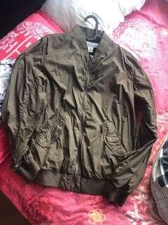 H&M 外套 好少著