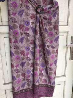 Rok Batik lilit