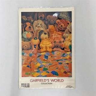 Garfield's World Letter Set