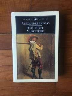 Alexandre Dumas - The Three Musketeers (Penguin Classics, 1986)