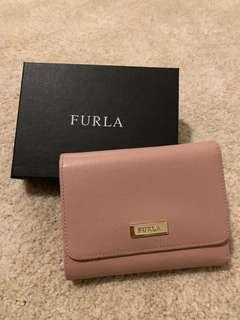 Furla classic m trifold wallet