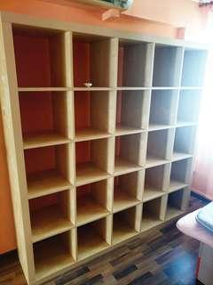 5X5 Bookshelf
