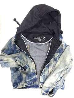 Jeans Hoodie