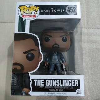 Legit Brand New With Box Funko Pop Movies The Dark Tower Gunslinger Toy Figure