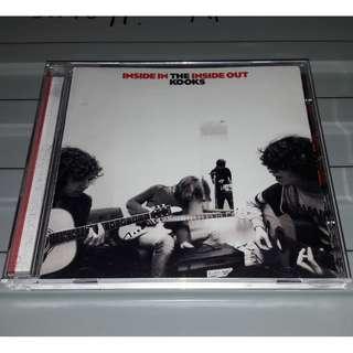 THE KOOKS - Inside In / Inside Out (CD, Album)