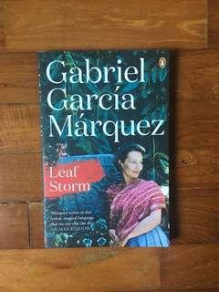 Gabriel García Márquez - Leaf Storm (Penguin, 2014)