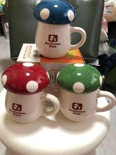 🍄 Mushroom Mugs