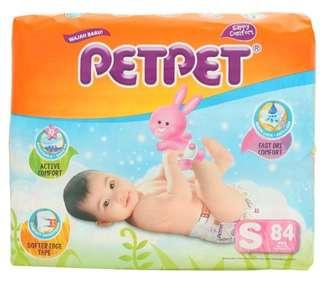 PetPet baby diapers