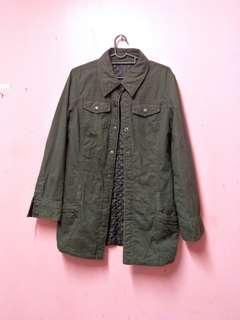 Muslimah Long Jacket