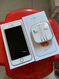 Iphone 6s 64GB w BN Apple earpiece