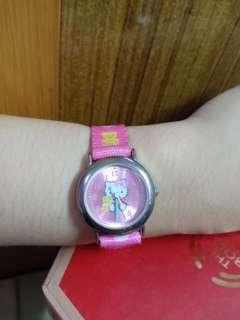 Hello kitty mini watch