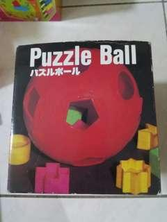 🚚 Puzzle ball積木配對球