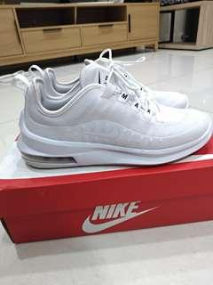 NIKE AIR MAX AXIS ALL WHITE 全白