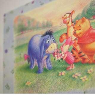 Classic Winnie The Pooh Notecards Box Set